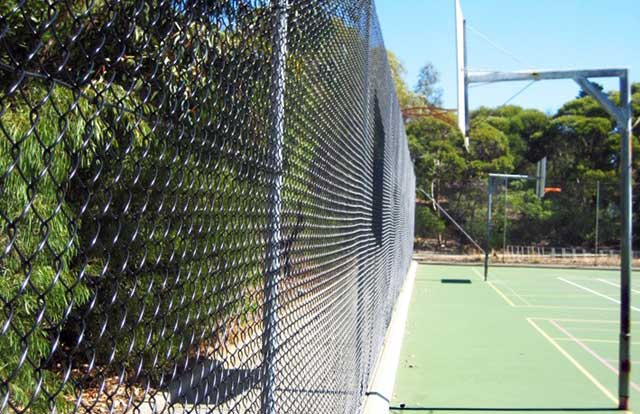 Sporting Facility Fencing Perth - CAI Fences Perth