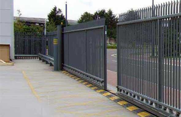 Commercial Gates Perth Cai Fences Perth
