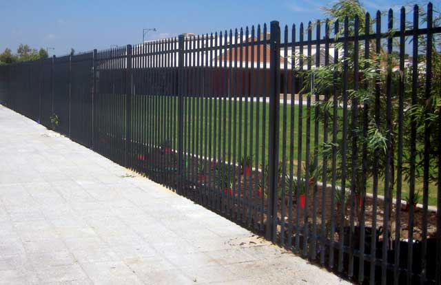 Garrison Fencing Perth Security Fences