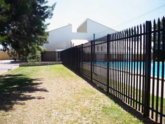 Palisade fencing perth high security