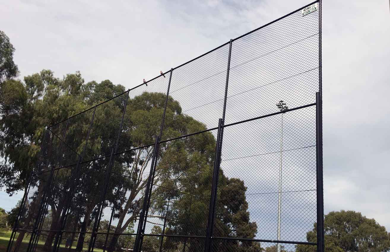 Baseball Net Backstays Perth