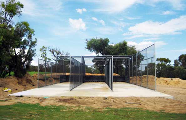 Sporting Facility Fencing Perth - CAI Fences Perth